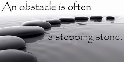 stepping obstacle